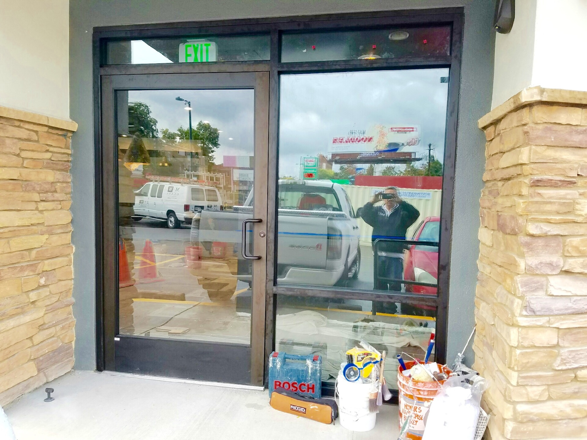 Storefront Doors Amp Windows M Amp W Glass Commerical